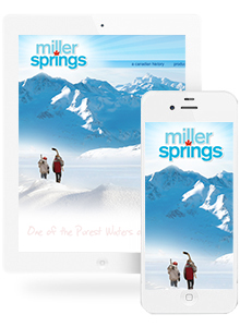 Miller Springs - Website Design by Red Cherry