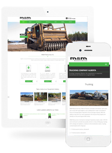 M&M Resources INC - Website Design by Red Cherry