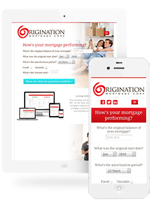 Origination - Website Design by Red Cherry