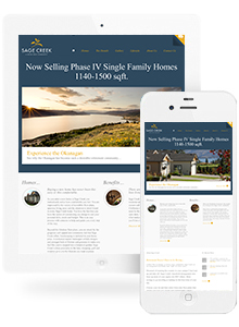 Sage Creek - Website Design by Red Cherry