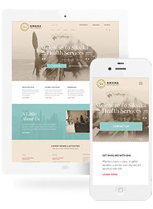 Siksika - Website Design by Red Cherry